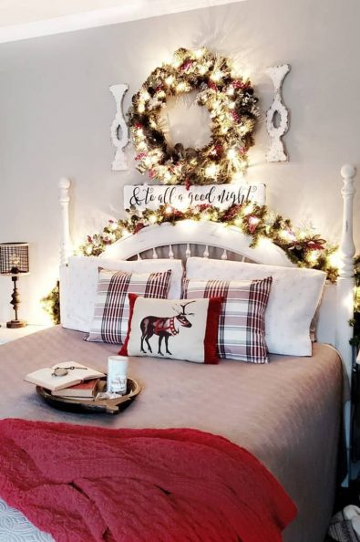 35-free-best-interior-theme-christmas-bedroom-decoration-ideas-new-2020