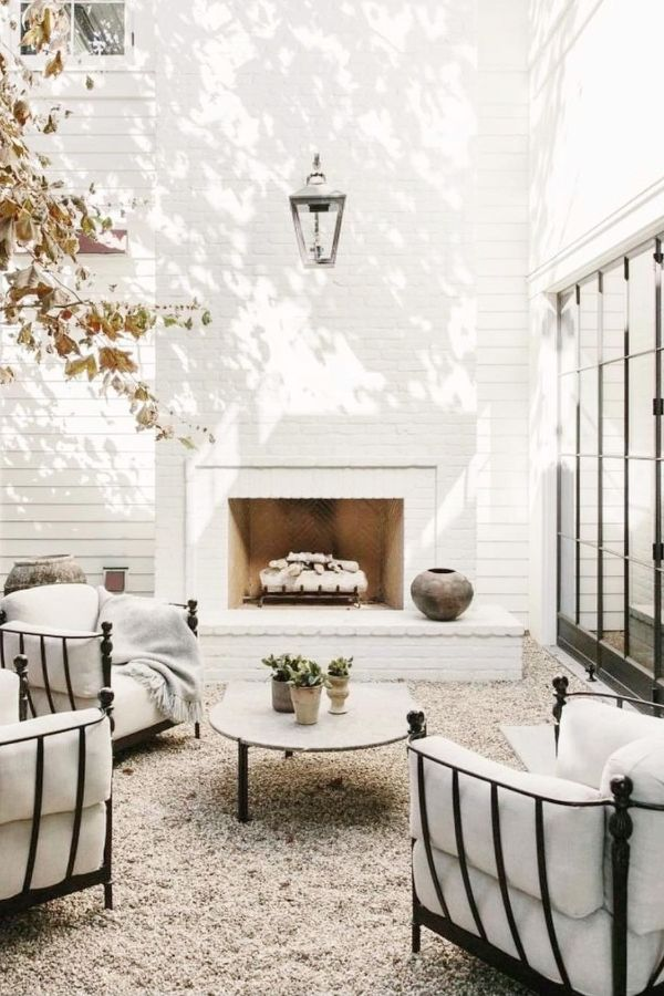 patio sectional ideas