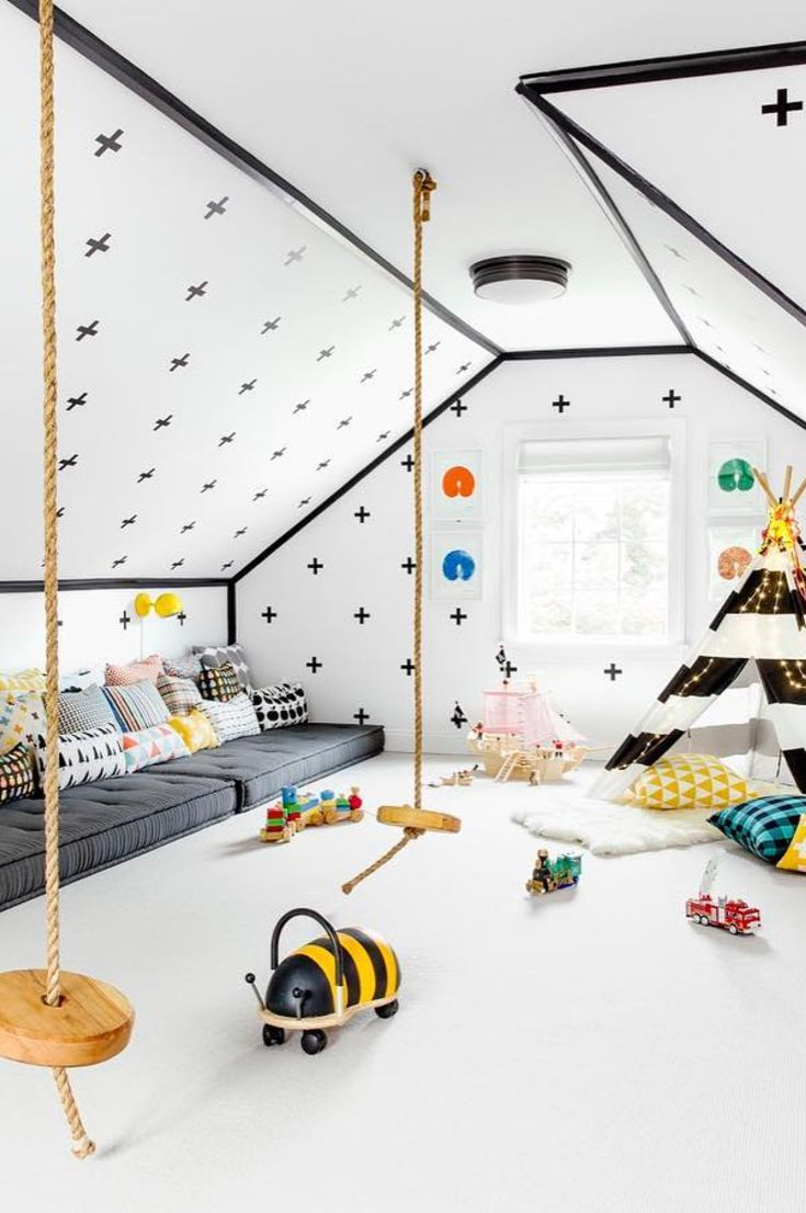creative-kids-room-ideas-you-want-to-be-a-child-2019