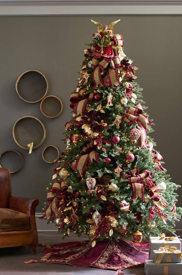 30 Free Gorgeous Christmas Tree Decoration Idea You Should Try This Year New 2020 Page 4 Of 30 My Blog