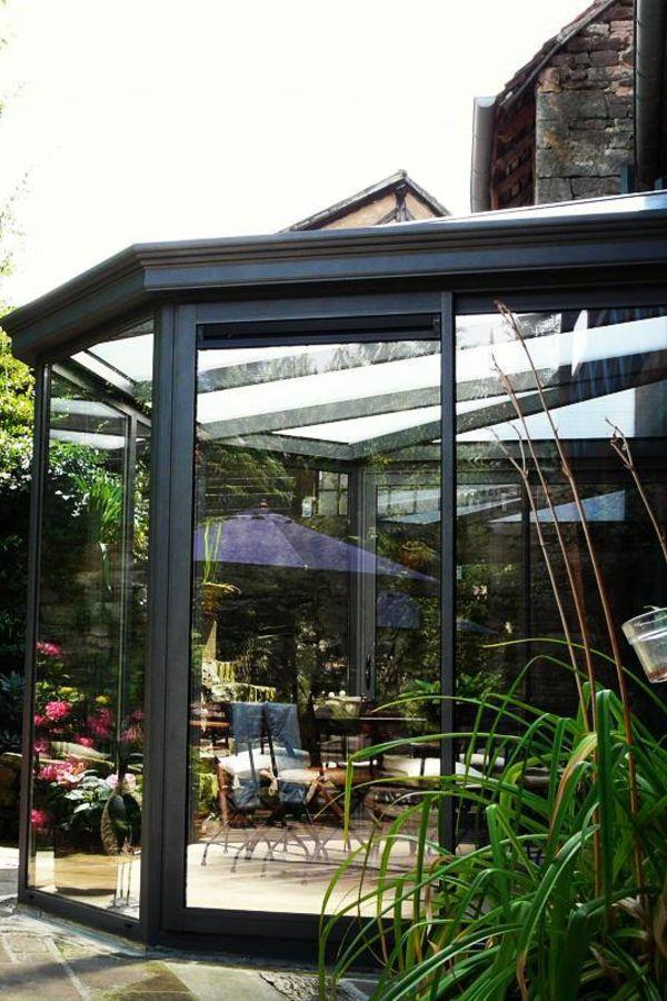 glass patio